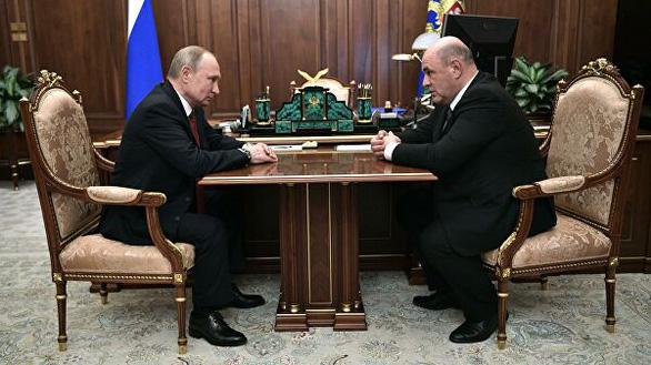 Mikhail Mishustin - nhân vật lạ hoắc được đồn thừa kế ông Putin là ai? - Ảnh 1.