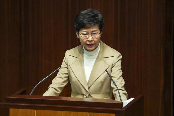 Lãnh đạo Hong Kong bảo vệ nguyên tắc Một quốc gia, hai chế độ - Ảnh 1.