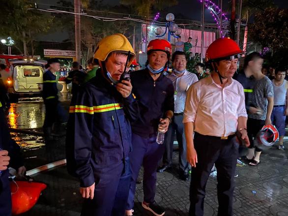 Cháy lớn tại tòa nhà Dầu khí Thanh Hóa, 1 người chết, 11 người ngạt khí - Ảnh 2.