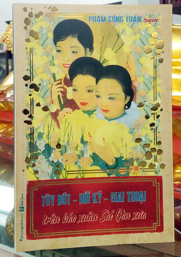 Phong vị Sài Gòn trên sách xuân - Ảnh 2.