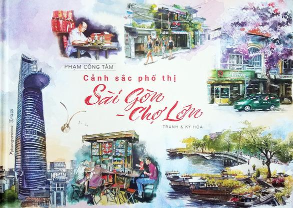 Phong vị Sài Gòn trên sách xuân - Ảnh 1.