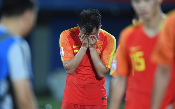 Truyền thông và CĐV Trung Quốc tuyệt vọng - Ảnh 1.