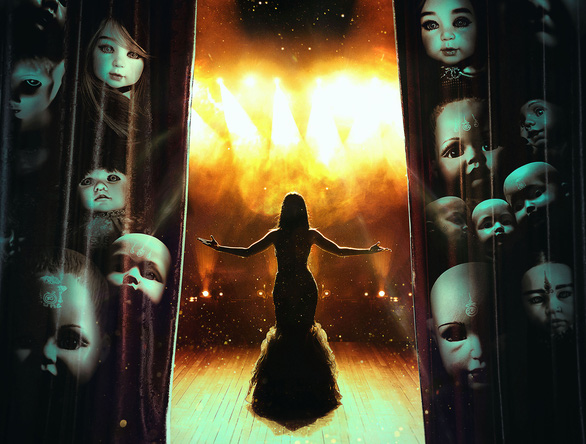 Sau Mắt biếc, Victor Vũ công bố phim kinh dị Thiên thần hộ mệnh - Ảnh 1.