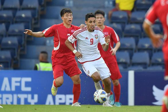 U23 Jordan và U23 UAE khó bắt tay nhau - Ảnh 1.