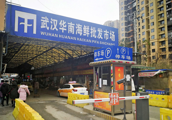 Người đàn ông ở Nhật bị bệnh viêm phổi lạ sau khi tới Trung Quốc - Ảnh 1.
