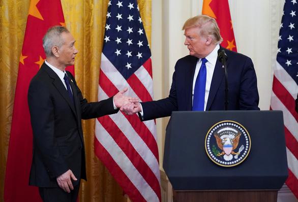 Lỗ hổng trong thỏa thuận đình chiến thương mại Mỹ - Trung - Ảnh 1.
