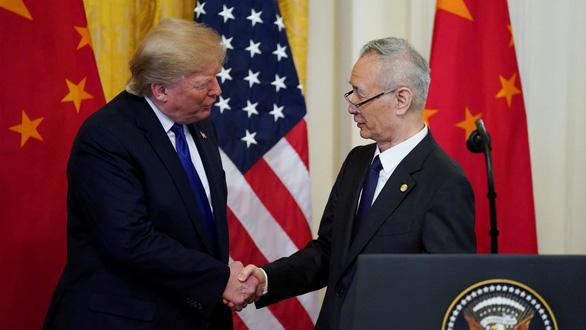 Phó thủ tướng Trung Quốc: Thỏa thuận vừa ký giải quyết lo ngại của hai bên - Ảnh 1.