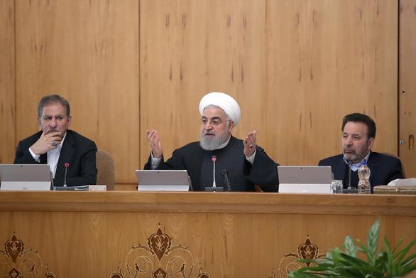 Tổng thống Iran muốn đối thoại và ngăn chiến tranh - Ảnh 1.