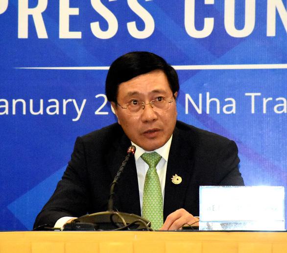Các ngoại trưởng ASEAN lo ngại về những bất ổn trên Biển Đông - Ảnh 3.