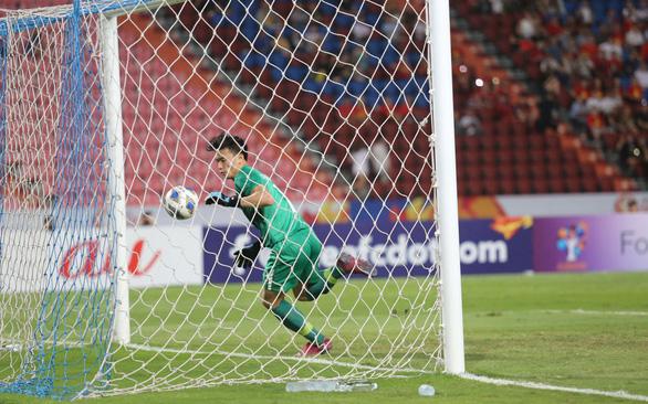 U23 Việt Nam - U23 Triều Tiên: 1-2 Trận thua của những sai lầm - Ảnh 1.