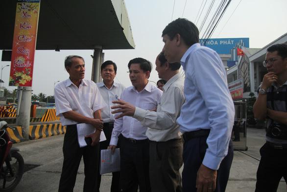 Bến Tre đề nghị làm bến phà tạm giảm tải cho cầu Rạch Miễu - Ảnh 3.