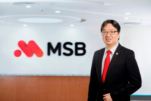 MSB bổ nhiệm nhân sự cấp cao mới - Ảnh 2.