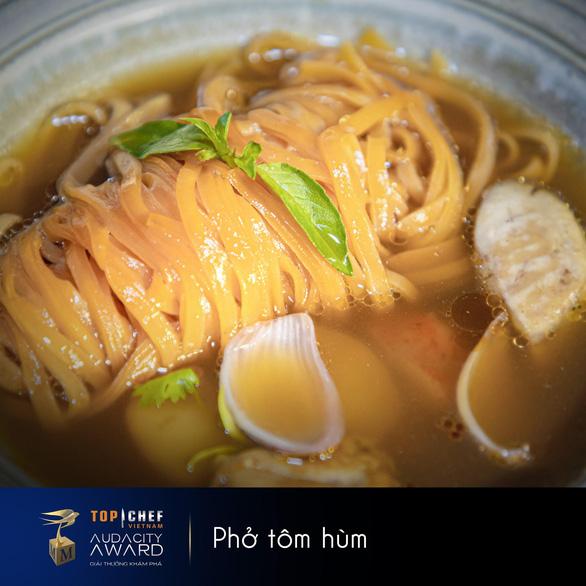 Trải nghiệm ẩm thực đẳng cấp 5 sao của quán quân chinh phục đầu bếp Michelin - Ảnh 3.