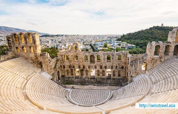 Tour Thụy Sĩ, Ý, Vatican, Hy Lạp, đảo Santorini từ 26.990.000 đồng - Ảnh 3.