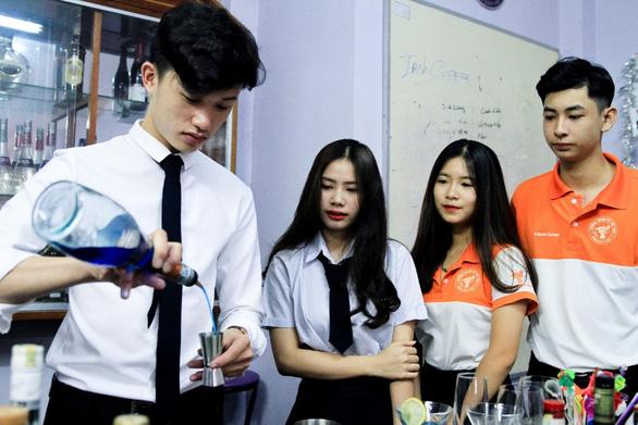Việt Giao tổ chức nhập học ngành Du lịch, Khách sạn và Bếp - Ảnh 3.