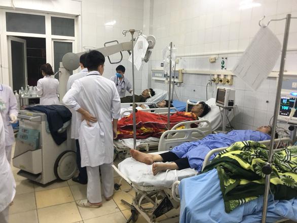 Vụ cháy tòa nhà dầu khí ở Thanh Hóa: 2 người chết, 13 người nằm viện - Ảnh 3.