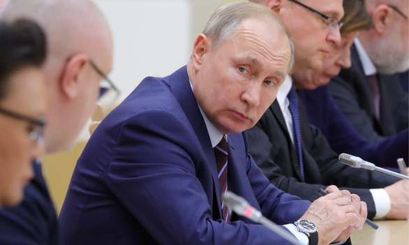 Các bộ trưởng Nga không được báo trước về kế hoạch từ chức - Ảnh 1.