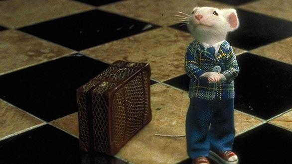 Chuột - từ tranh đến phim - Ảnh 2.