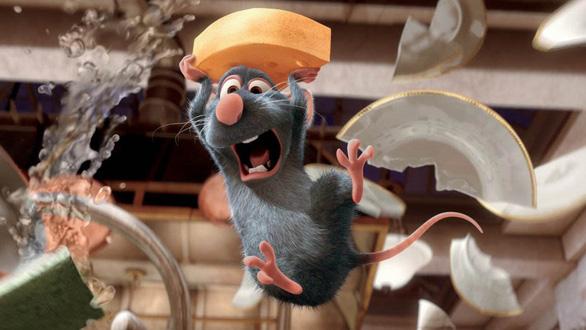 Chuột - từ tranh đến phim - Ảnh 4.