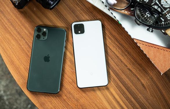 Từng 10 năm xài Android, bị iPhone khuất phục - Ảnh 1.