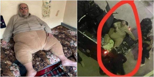 Iraq bắt nhà truyền giáo IS nặng 136kg, phải dùng xe bán tải chở - Ảnh 1.