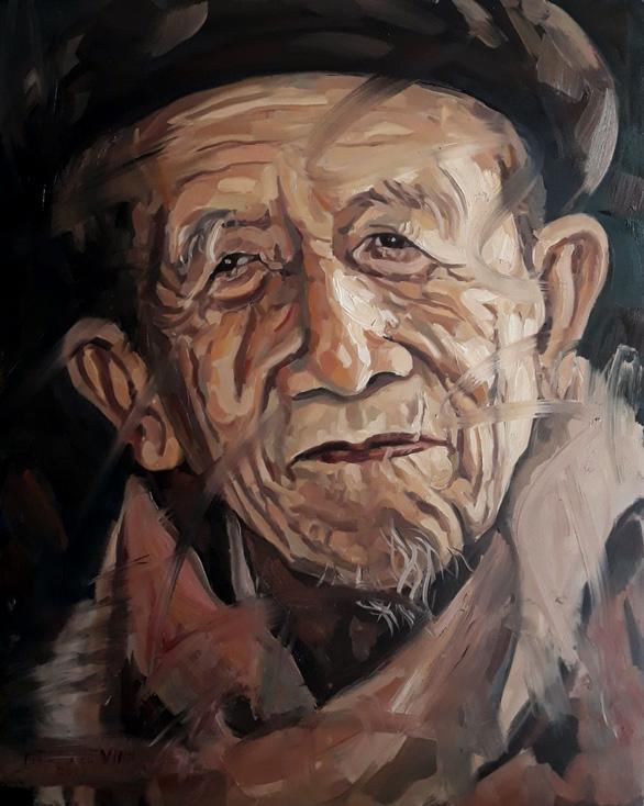 Ngắm chân dung các văn nghệ sĩ, trí thức tài hoa và truân chuyên - Ảnh 11.