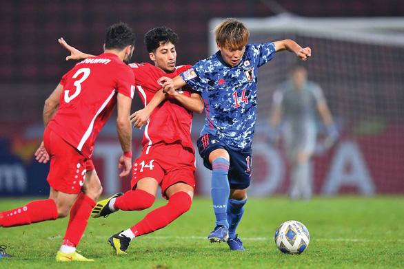 Giải U23 châu Á: Nhật Bản và Trung Quốc: Sự tương phản trong hai thất bại - Ảnh 1.
