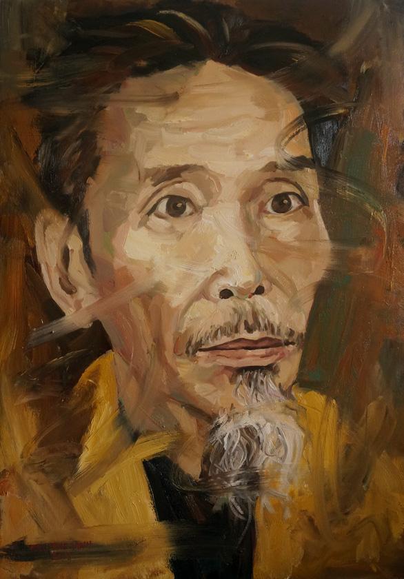 Ngắm chân dung các văn nghệ sĩ, trí thức tài hoa và truân chuyên - Ảnh 32.