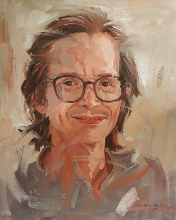 Ngắm chân dung các văn nghệ sĩ, trí thức tài hoa và truân chuyên - Ảnh 4.