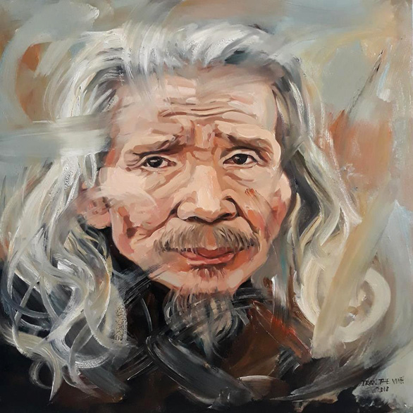 Ngắm chân dung các văn nghệ sĩ, trí thức tài hoa và truân chuyên - Ảnh 25.