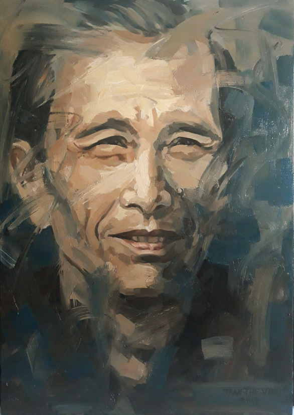 Ngắm chân dung các văn nghệ sĩ, trí thức tài hoa và truân chuyên - Ảnh 26.