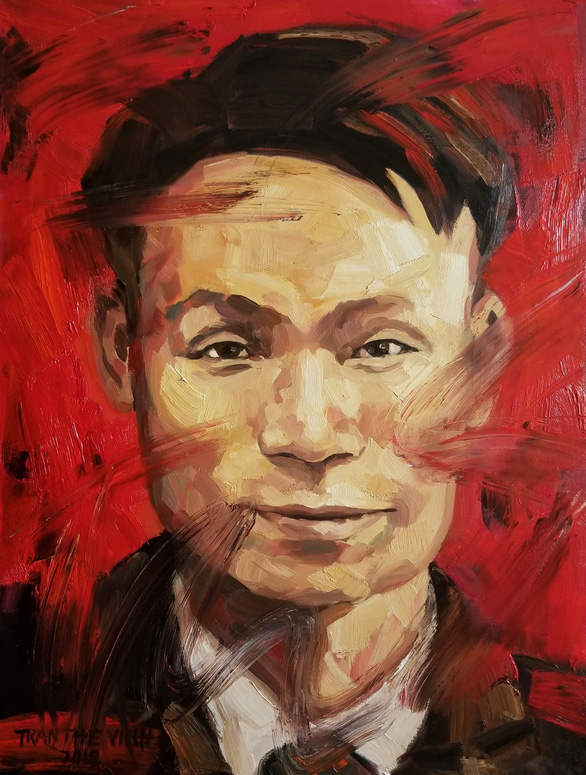 Ngắm chân dung các văn nghệ sĩ, trí thức tài hoa và truân chuyên - Ảnh 38.