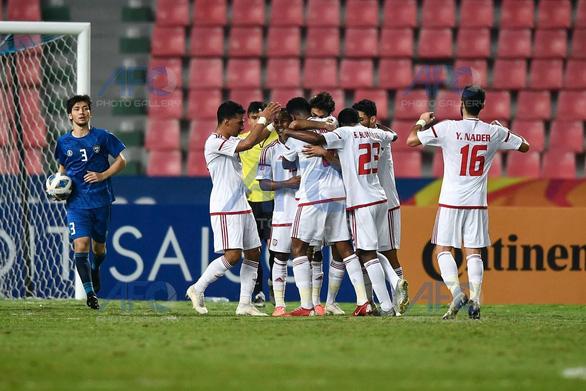 Đè bẹp UAE 5-1, ĐKVĐ U23 Uzbekistan đoạt vé vào bán kết - Ảnh 1.
