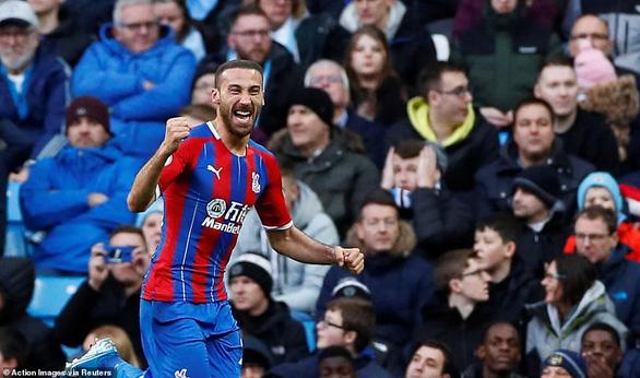Aguero lập cú đúp, M.C vẫn không thắng được Crystal Palace - Ảnh 1.