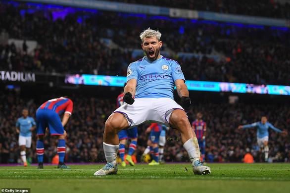 Aguero lập cú đúp, M.C vẫn không thắng được Crystal Palace - Ảnh 2.