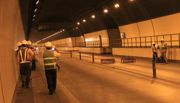 Hầm Hải Vân không đóng cửa một giờ/ngày trong Tết Canh Tý - Ảnh 2.