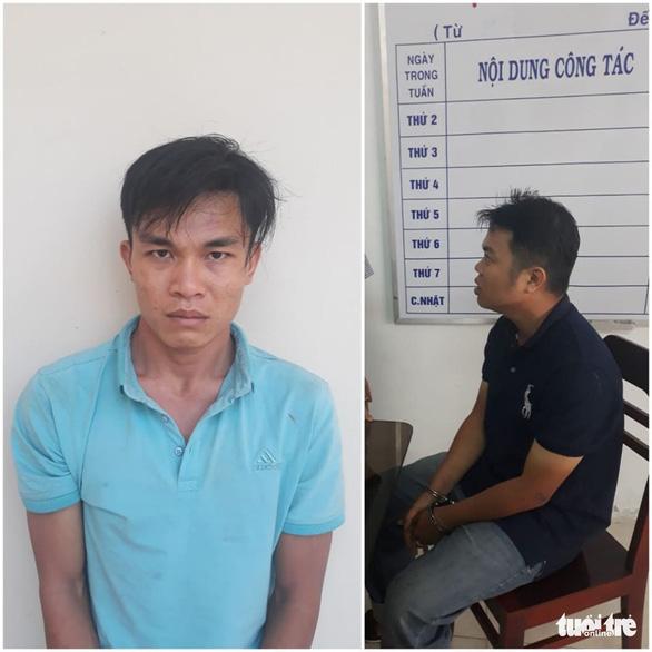 Khởi tố 2 thanh niên bắt cóc nữ sinh để tống tiền 5 tỉ đồng - Ảnh 1.
