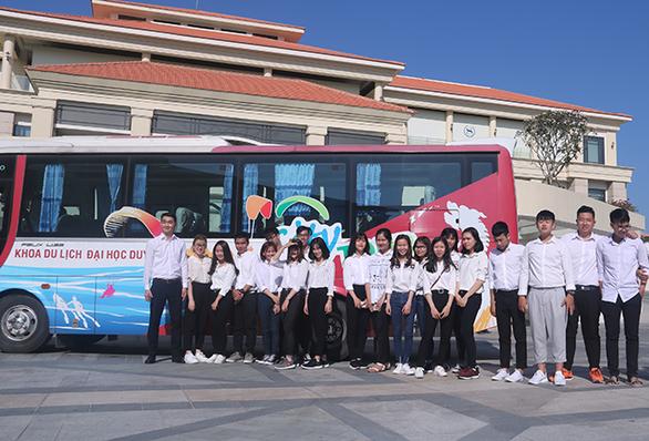 Năm học 2020, Đại học Duy Tân tuyển sinh 6 ngành mới - Ảnh 2.