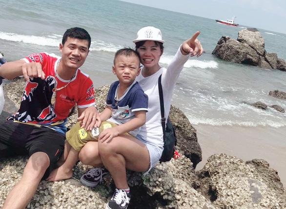 HCV Đinh Thị Như Quỳnh: Tôi mãn nguyện khi nhìn con cười trong nhà mới - Ảnh 1.
