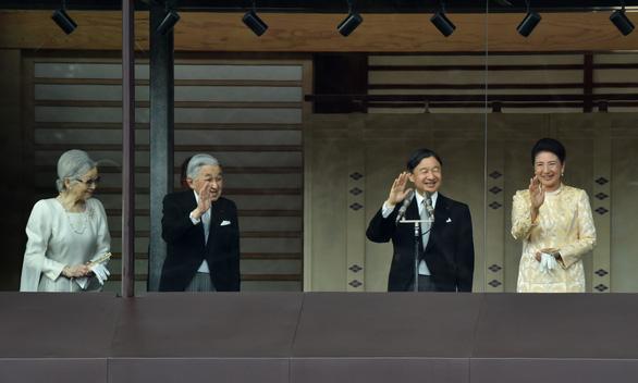 Nhật hoàng Naruhito phát thông điệp 2020: Mong một năm thái bình, không thiên tai - Ảnh 1.
