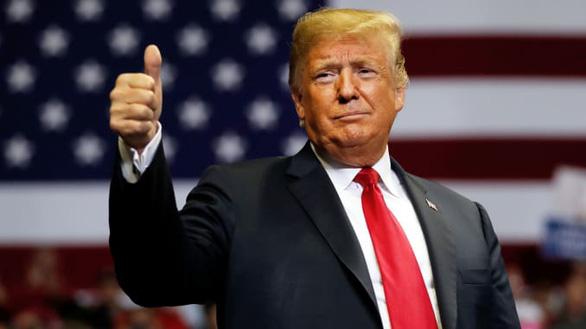 Quỹ tái tranh cử của Tổng thống Trump đạt kỷ lục trong quý 4-2019 - Ảnh 1.