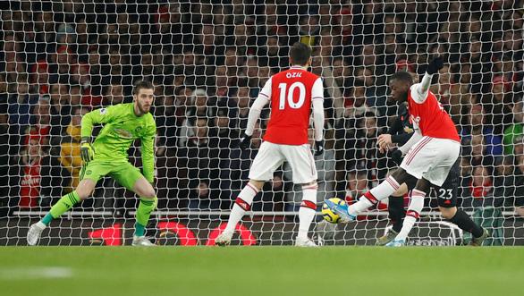 Arsenal 'chào năm 2020 bằng chiến thắng thuyết phục trước M.U - Ảnh 1.