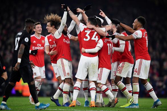 Arsenal 'chào năm 2020 bằng chiến thắng thuyết phục trước M.U - Ảnh 2.