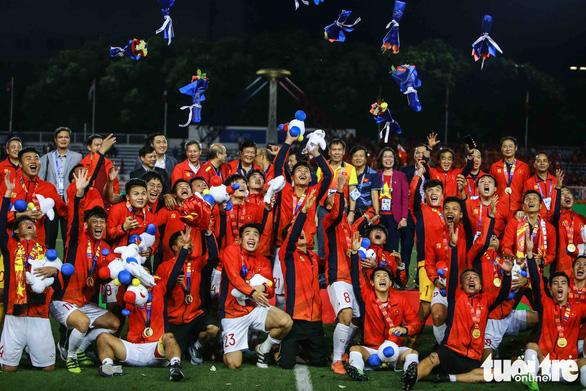 U23 Việt Nam mơ ăn tết ở Thái Lan, giành vé tham dự Olympic Tokyo 2020 - Ảnh 1.