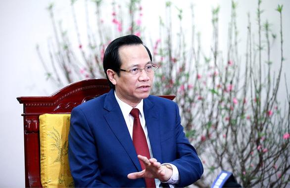 Bộ trưởng Đào Ngọc Dung: Đổi mới mạnh mẽ giáo dục nghề nghiệp! - Ảnh 2.