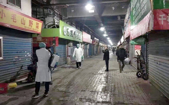 Dịch nghi SARS tái xuất ở Trung Quốc: Việt Nam đã liên lạc với Tổ chức Y tế thế giới - Ảnh 1.