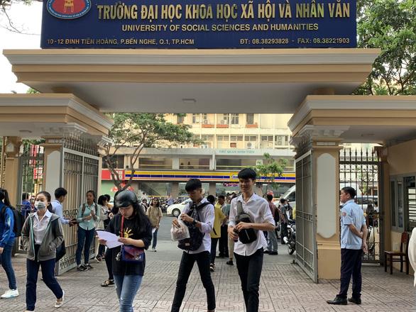 Sinh viên ĐH Quốc gia TP.HCM được học song ngành ở 2 trường - Ảnh 1.
