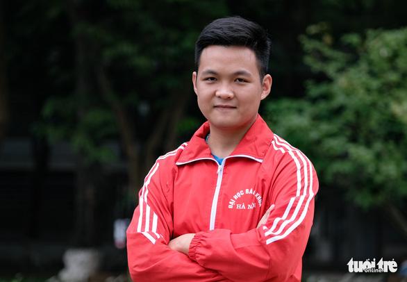 Siêu trí tuệ Hà Việt Hoàng là gương mặt trẻ thủ đô năm 2019 - Ảnh 1.