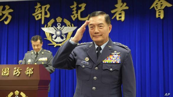 Chỉ huy lực lượng vũ trang Đài Loan thiệt mạng do tai nạn máy bay - Ảnh 2.