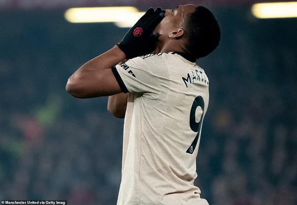 Van Dijk và Salah nổ súng, Liverpool thắng thuyết phục M.U tại Anfield - Ảnh 3.